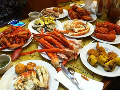 round 1 lobster buffet yelp