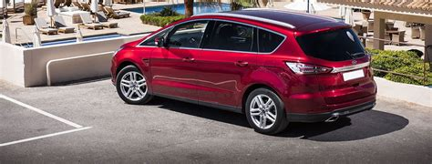compare ford galaxy and s max ford s max review deals carwow