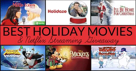 christmas movies on netflix the ultimate holiday movie checklist free printable
