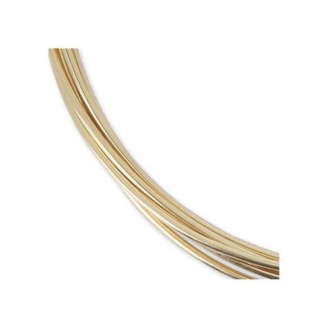Hilo Gold hilo 0 81 mm de gold filled 12k x 1 m perles co