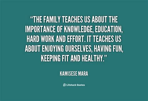 The Importance Of As A Family by Quotes About Importance Of Family Time 10 Quotes