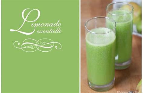 Jus Vert Detox by Jus Vert D 233 Tox Ma Limonade Essentielle Le Magazine Web