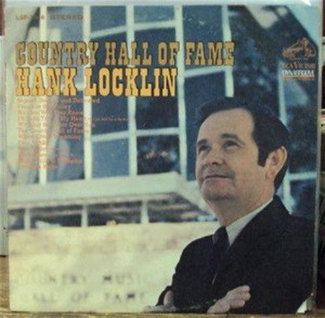 hank locklin songs country style hank locklin country of fame rca 3946 lp vinyl