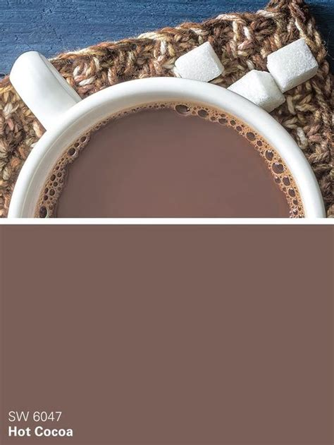 sherwin williams winter garden sherwin williams brown paint color cocoa sw 6047