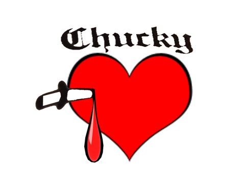 bride of chucky tattoo the chucky by alexxe666 on deviantart