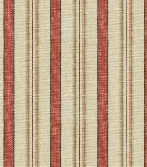 fabric for home decor home decor print fabric waverly general store crimson jo ann