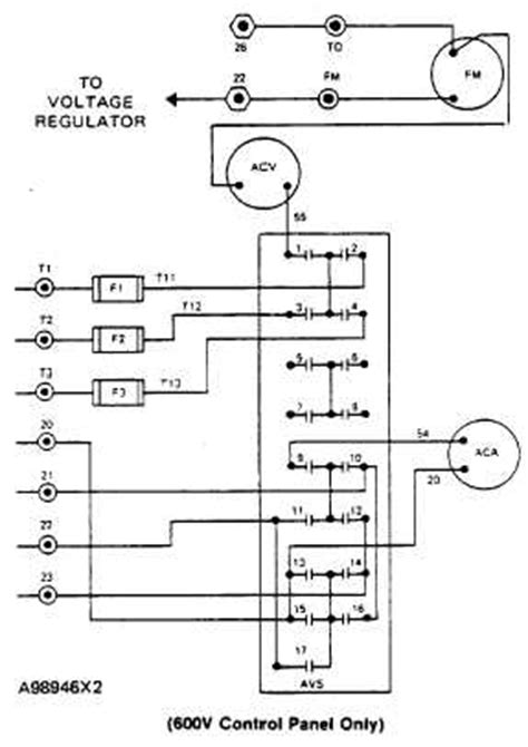 AMMETER/VOLTMETER SELECTOR SWITCH (AVS) WIRING DIAGRAMS