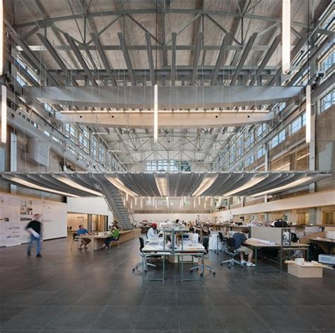 hinman research building rehabilitation adaptive  architect magazine lord aeck sargent