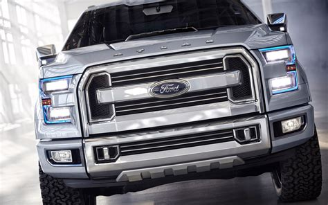 future ford trucks ford atlas concept front photo 39