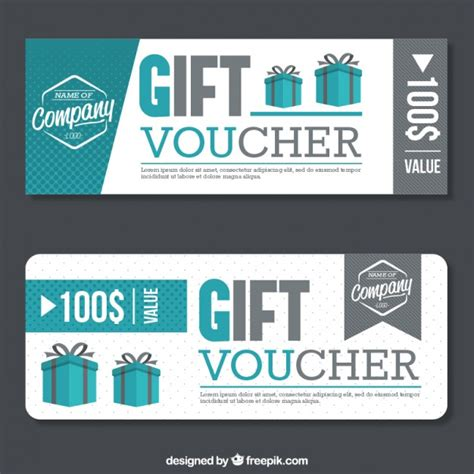 voucher vectors photos and psd files free download