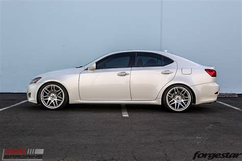 lexus is 19 wheels forgestar f14 wheels for lexus 19 quot 5x114 3mm 5x4 5in 19x8