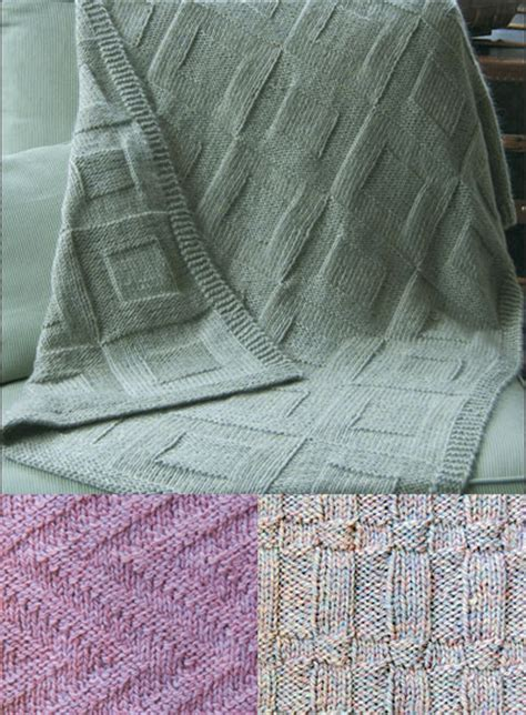 easy afghan knitting patterns easy afghan knitting patterns in the loop knitting