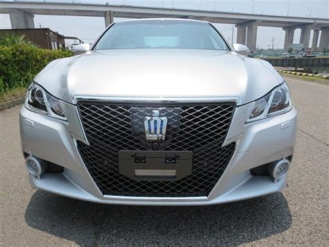 Toyota Crown Price In Japan Japanese Used Toyota Crown Hybrid Athlete Athlete 2015