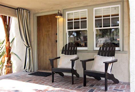 Front Door Chair Tremendous Adirondack Chair Cushions Sale Decorating Ideas Gallery In Porch Mediterranean Design