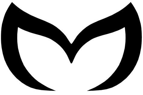mazda logo for mazda logo decal related keywords mazda logo decal long