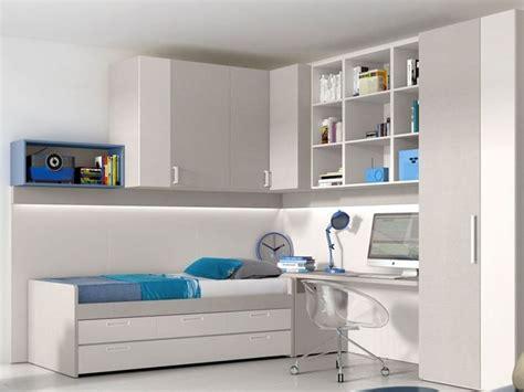 mobili componibili per camerette le camerette comode e colorate camerette moderne