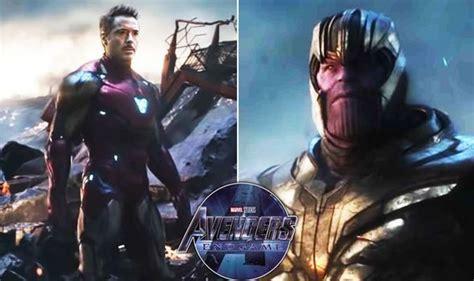 avengers endgame iron mans death scene didnt