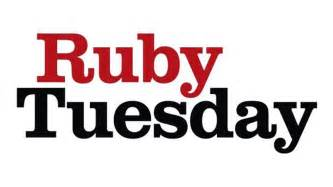 Ruby Tuesday Ruby Tuesday To 95 Locations By September Wreg