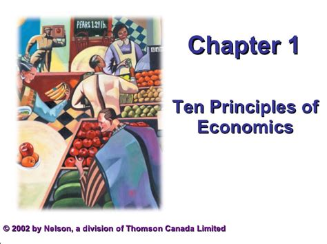 principles of microeconomics mankiw s principles of economics ten principles of economics