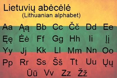 language lt lt lithuanian language idioma lituano