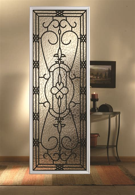 Wrought Iron And Glass Front Entry Door Designs Zabitat Blog Glass And Iron Doors