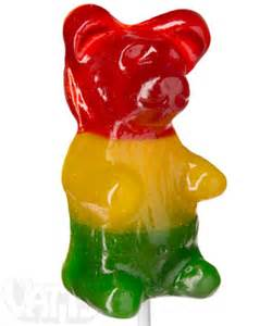 Raspberry Kitchen Accessories - giant gummy bear world s largest gummy bears on a stick