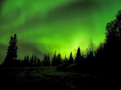 Fairbanks Northern Lights by Northern Lights Fairbanks Alaska Usa Skylights