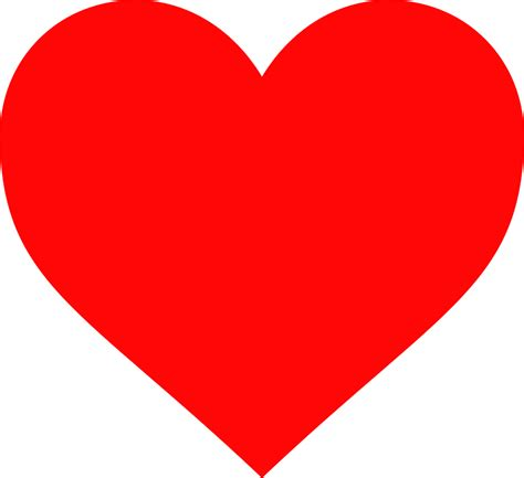 clipart stylish red heart red heart clipart clipart suggest