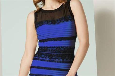 kleid schwarz blau usa mode bunt ein kleid sorgt f 252 r kopfzerbrechen