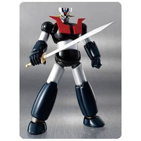 Figure Robot by Mazinger Z Robot Chogokin Figure Bandai