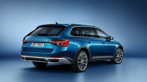 2020 Skoda Scout by 2020 Skoda Superb Scout Revealed Being Pitched As An Suv