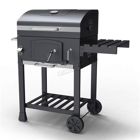Barbecue Grill by Foxhunter Charcoal Bbq Grill Barbecue Smoker Grate Garden
