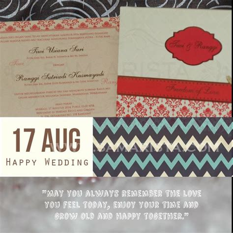 Papery Wedding Invitation Bandung by 17 Best Images About Wedding Invitation Sam Arista On