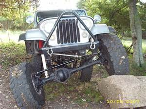 Jeep Axle Front Axle Angle Jeep Cj Forums