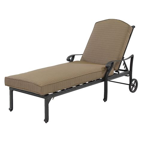 El Dorado Patio Furniture by Castle Rock Chaise Lounge El Dorado Furniture