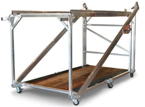 atv stacker storage rack trailer storage snowmobile trailer storage