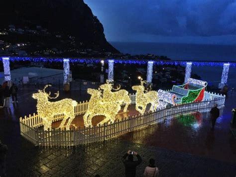 salerno illuminazione natalizia natale a spettacolare illuminazione natalizia