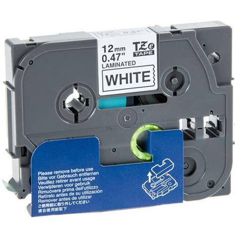 Label Tze S241 Strong Adhesve Black On White 18mm Pit tz s241 black on white 18mm strong adhesive