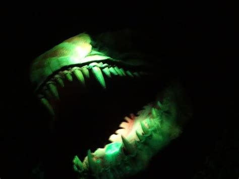 jurassic jungle boat ride in pigeon forge tennessee cheesy dinosaur ride picture of jurassic jungle boat
