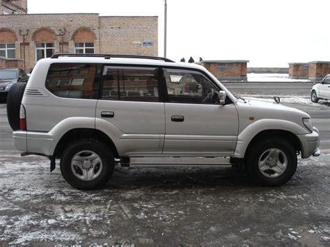 2001 Toyota Land Cruiser 2001 Toyota Land Cruiser Prado Images