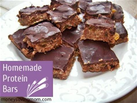 homemade protein bars lettuce head pinterest homemade protein bars moms need to know