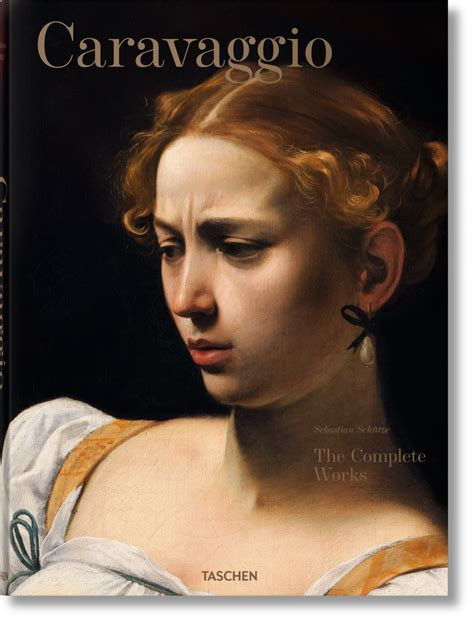 caravaggio the complete works taschen books
