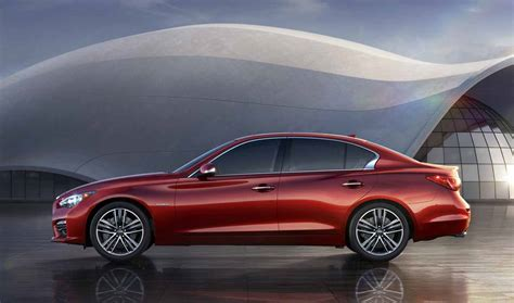 nissan to launch infiniti brand in japan with new q50