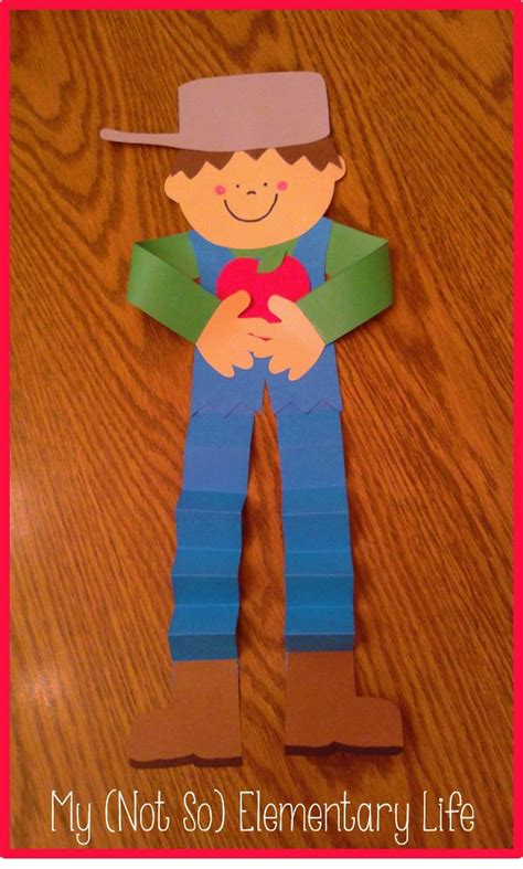 johnny appleseed crafts preschool crafts for kids johnny appleseed craft and activity pack