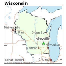 houses for sale in mayville wi best places to live in mayville wisconsin
