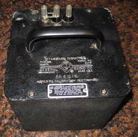 inductors in radio use of inductor in radio 28 images general radio standard inductor type 1482 r 5 henry