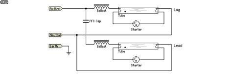 fluorescent basics electronic circuit