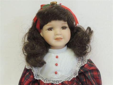 house of lloyd dolls house of lloyd 1996 christmas doll
