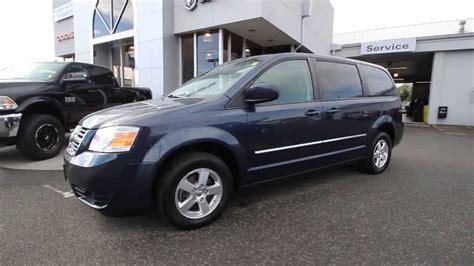 Bellingham Chrysler by 2008 Dodge Grand Caravan Sxt Blue Stk 8r102279 Rairdon