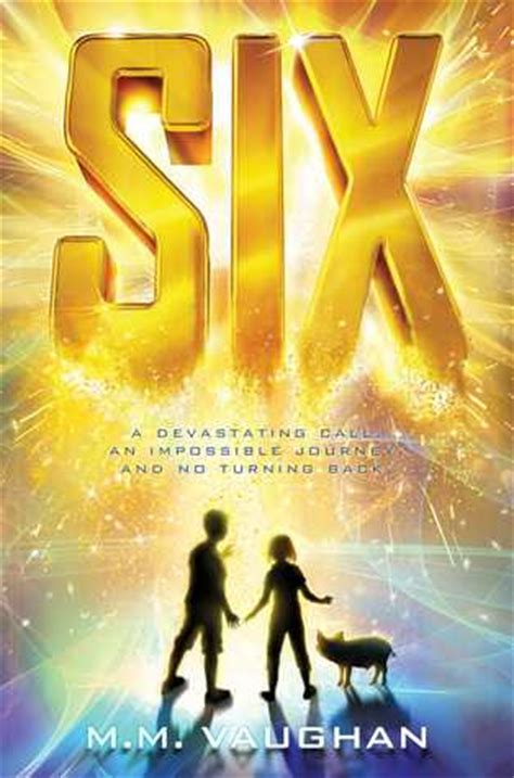six years lost books six by m m vaughan reviews discussion bookclubs lists